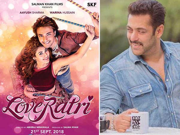 Salman Khan to do a cameo in Loveratri?