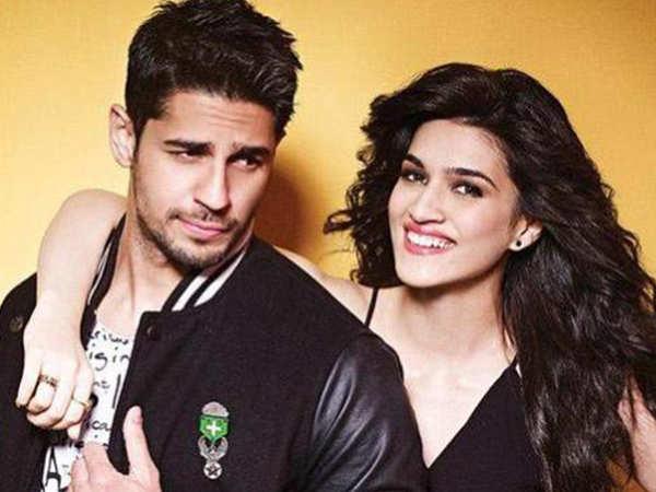 Sidharth Malhotra and Kriti Sanon to pair up for Shotgun Shaadi?