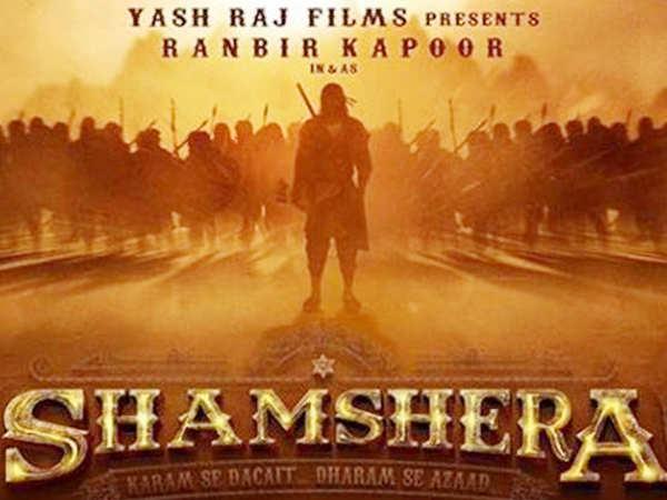 Ranbir Kapoor signs Yash Raj Films' action adventure Shamshera