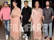 Ranbir Kapoor, Karan Johar & others join team Raazi for a special screening