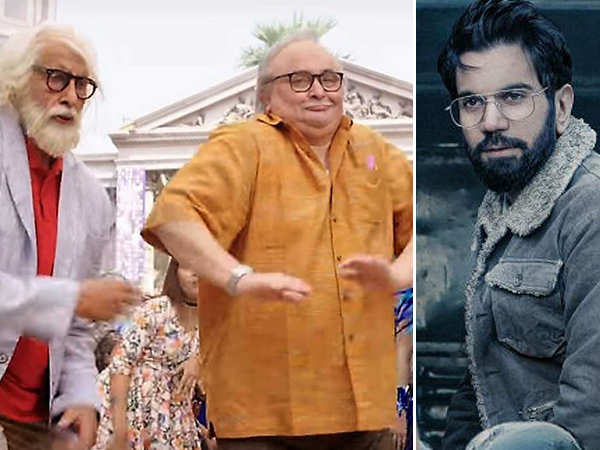 Here is how 102 Not Out and Omertà fared at the box-office this weekend