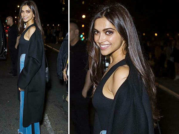 Deepika Padukone attends Harry Josh Pro Tools' Pre-Met Gala party