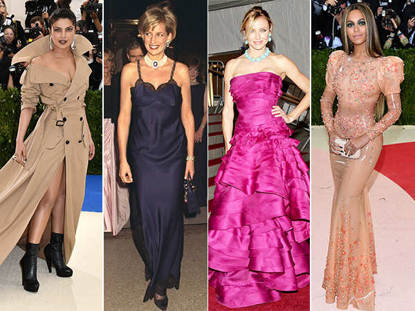 18 all-time best looks from the MET Gala