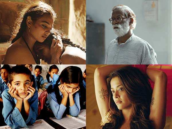 Indian films that won International appreciation