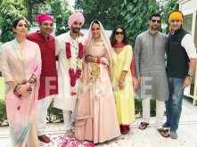Inside Pictures! Neha Dhupia and Angad Bedi's happily ever after saga