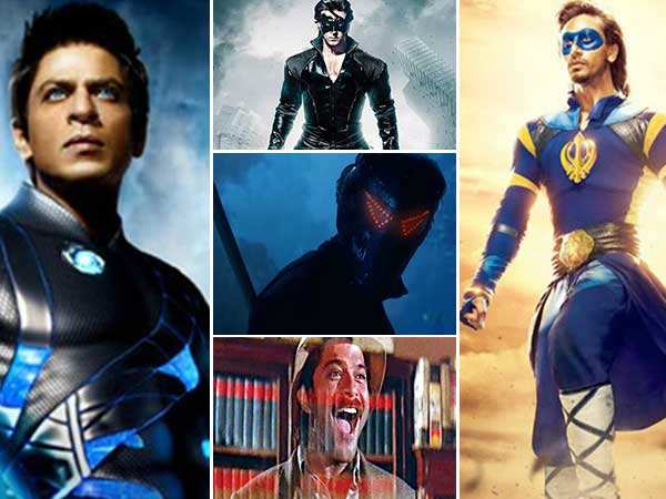 Bollywood films that followed the superhero genre