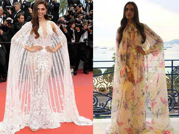 Deepika Padukone wraps up day one at Cannes 2018 on a high