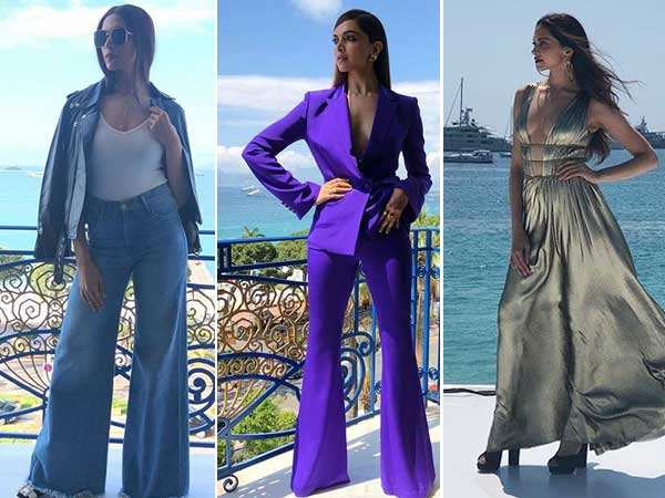 Deepika Padukone sets the temperature soaring on day 2 of Cannes 2018