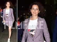 Kangana Ranaut returns from Cannes after making stunning appearances