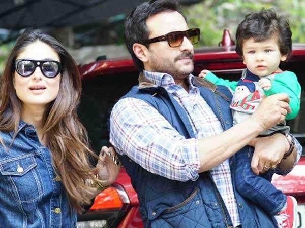 """Saif is trying to teach him cricket."" – Kareena Kapoor Khan on son Taimur"
