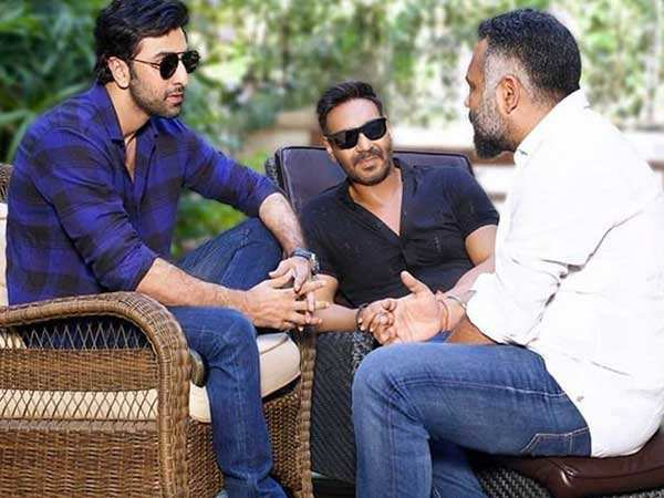 Ajay Devgn and Ranbir Kapoor to come together for Luv Ranjan's next