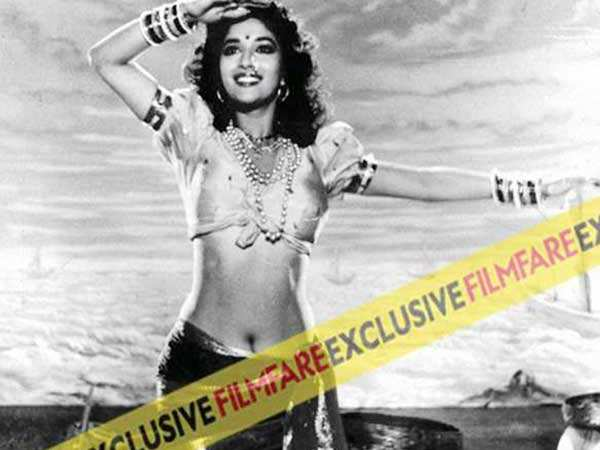 Madhuri Dixit's journey to stardom