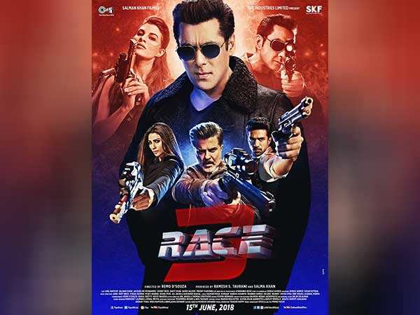 Race 3: Trailer Review