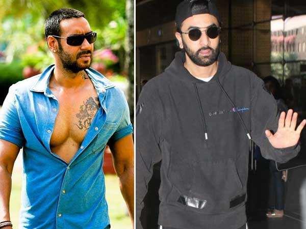 """Both Ranbir and Ajay loved the script.""- Luv Ranjan"