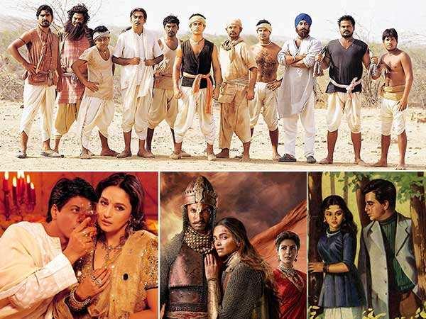 11 historic films that took maximum Filmfare trophies home