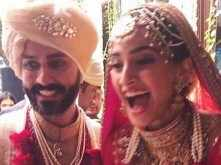Check out condom brand's cheeky wedding wish for Sonam Kapoor & Anand Ahuja