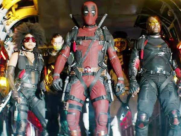 Deadpool 2 has a huge opening in India