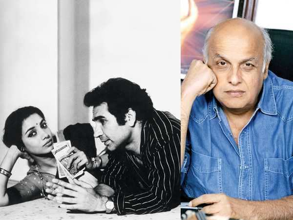 Arth dug into my own wounds, my life burns - Mahesh Bhatt