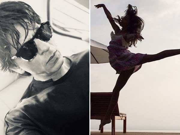 Shah Rukh Khan takes a dig at Suhana Khan on her birthday