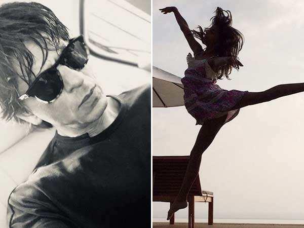Shah Rukh Khan takes a dig at Suhana Khan on her birthday
