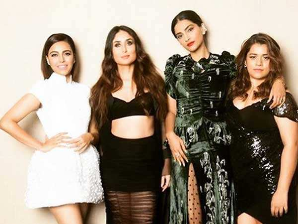 "I have chosen A-lister heroines this time"" – Kareena Kapoor Khan"