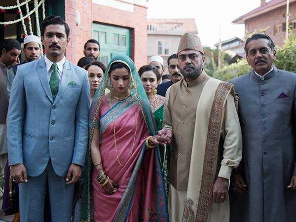 Raazi makes it big at the box-office