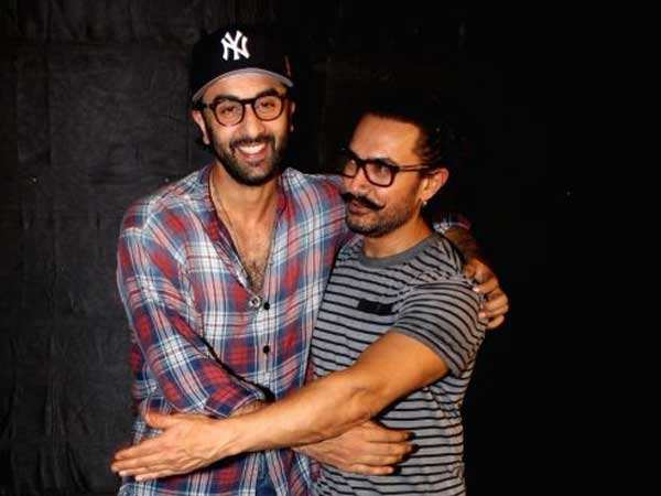 Aamir Khan reveals he wanted to play Ranbir Kapoor's role in Sanju