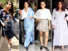 Veeres Kareena, Sonam, Swara and Shikha step out in style yet again