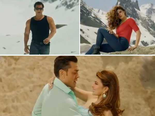 Salman Khan and Bobby Deol romance Jacqueline Fernandez in Selfish