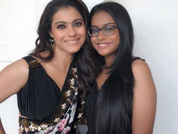 Kajol unveils her wax statue at Madame Tussauds