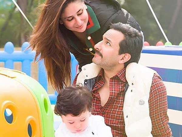 Kareena Kapoor Khan: Taimur Ali Khan looks like his father