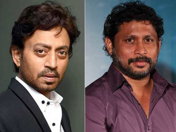 Shoojit Sircar to collaborate with Irrfan Khan in his next