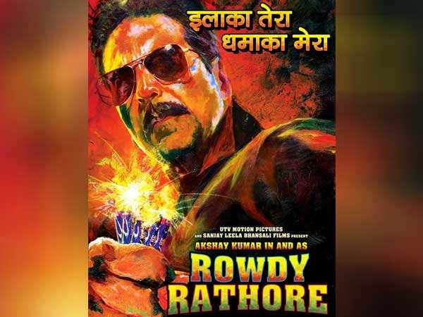 The sequel of the Akshay Kumar starrer Rowdy Rathore is ready to be made