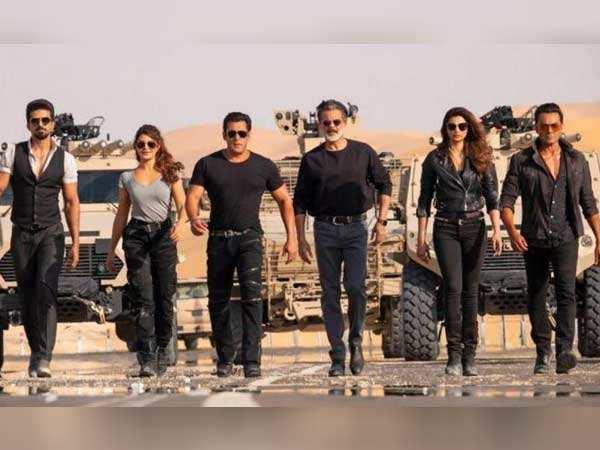Salman Khan's Race 3 has car sequences shot on real Formula 1 tracks
