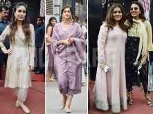 Kareena Kapoor, Sonam Kapoor, Swara Bhasker, Shikha Talsania rock ethnic