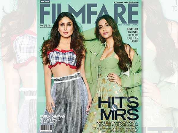 Kareena Kapoor Khan and Sonam K Ahuja slay on our latest cover