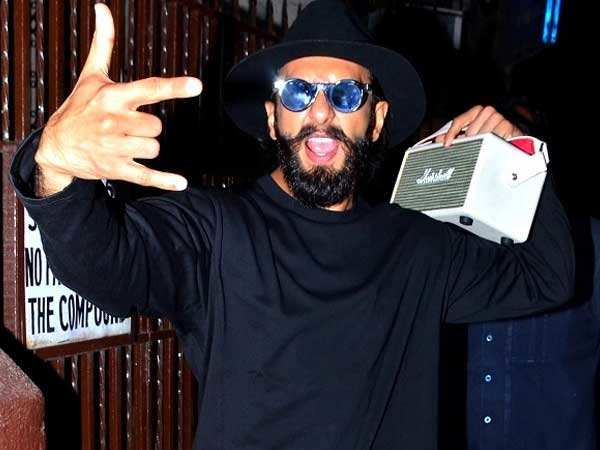 Ranveer Singh to make a cameo appearance in a rapper's music video