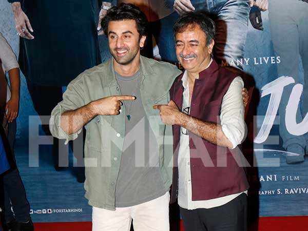 Ranbir Kapoor shares the experience of working with Rajkumar Hirani