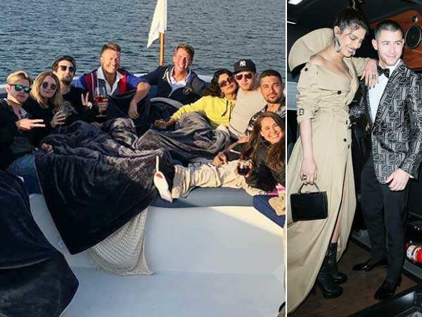 Are Priyanka Chopra and Nick Jonas dating each other?