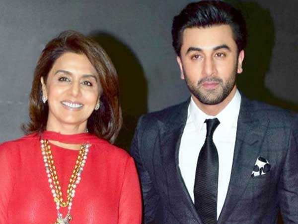 """My mother is my biggest fan"" – Ranbir Kapoor at the Sanju trailer launch"