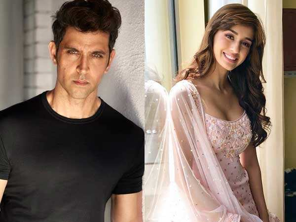 Disha Patani and Hrithik Roshan to do a movie together?