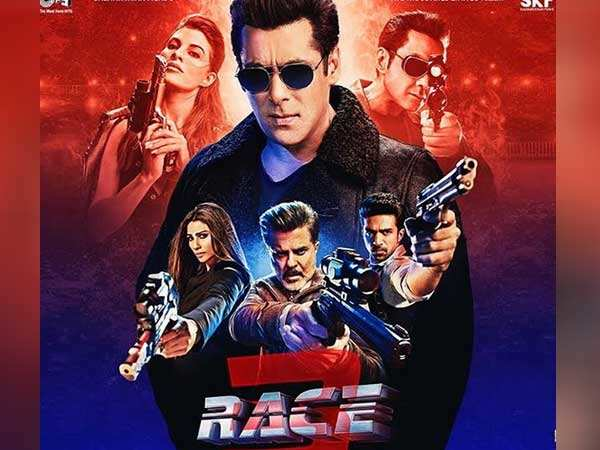 Salman Khan to play a double role in action – thriller Race 3?