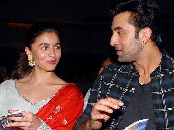 Ranbir Kapoor confirms dating Alia Bhatt