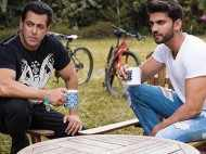 Salman Khan introduces Zaheer Iqbal, the boy from the throwback picture