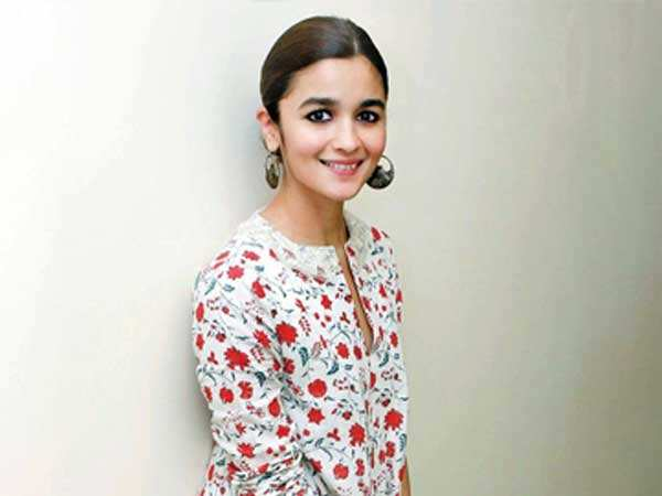 Alia Bhatt says no to plastic!