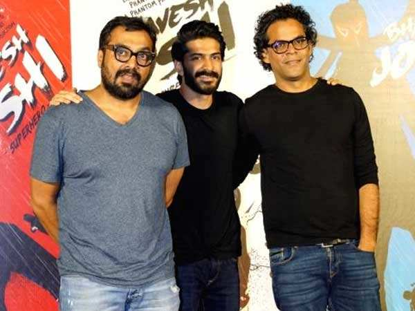 Vikramaditya Motwane talks about his experience of making Bhavesh Joshi