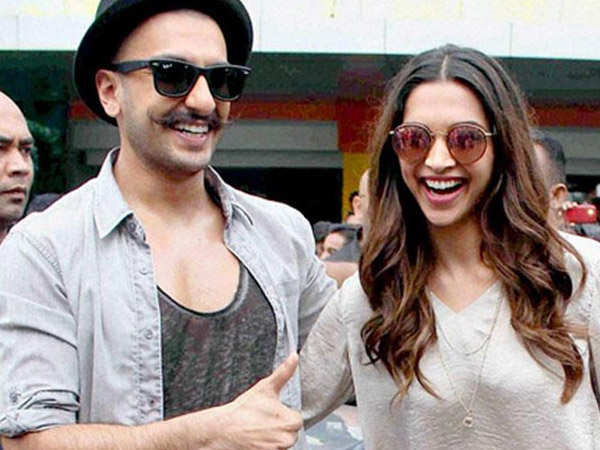 """Bored of people saying they love Ranveer Singh's energy""- Deepika Padukone"