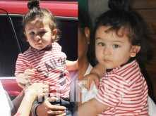Taimur Ali Khan is here to brighten your Monday with his curious eyes