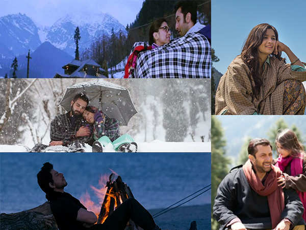 Recent films that were shot in Kashmir