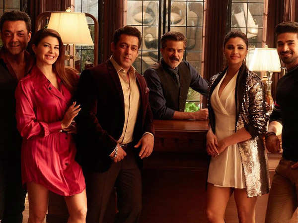 The makers of Race 3 shoot multiple endings of the film?